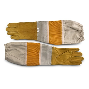 Protective Gloves with Ventilated Wrists